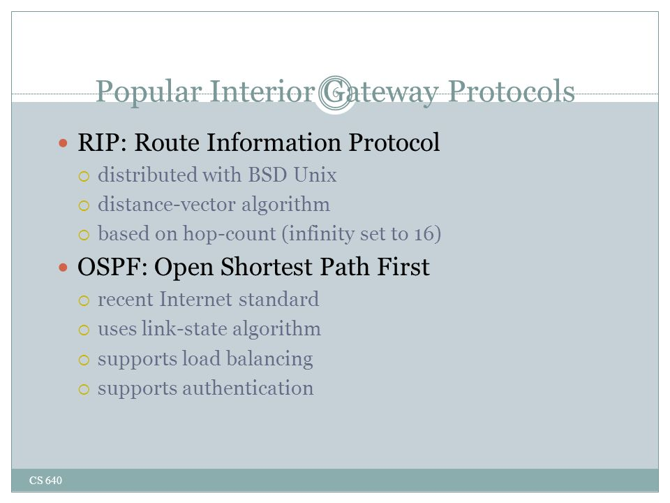 Introduction to bgp ppt download for Exterior gateway protocol examples