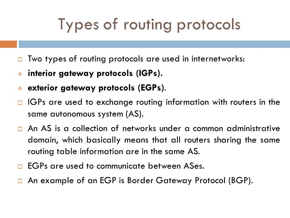 Routing 2 Dynamic Routing Ppt Video Online Download