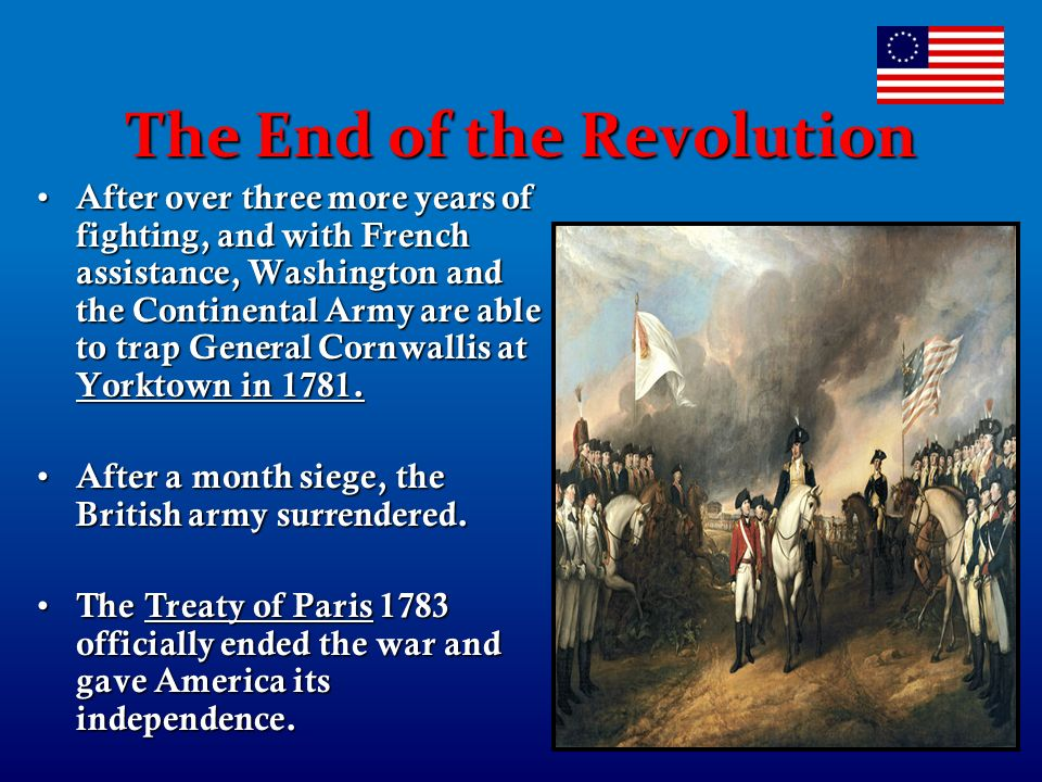 an overview of the revolutionary war for the independence of the united states from the british rule The american revolution from the american memory timeline presentation,   overview, topics rough draft of the declaration of independence, 1776   colonists in british america reaped many benefits from the british imperial  system and  colonial administration, enforcing tax laws, and placing troops in  america led.