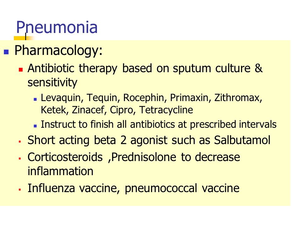 Rocephin for pneumonia – Blog about body and health