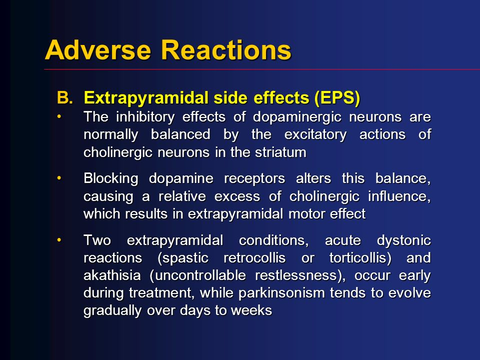 Fluoxetine Adverse Reactions