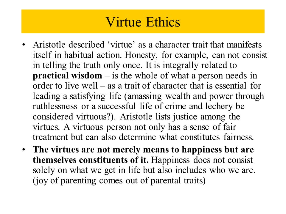 Morals and values in professional nursing practice virtue ethics.