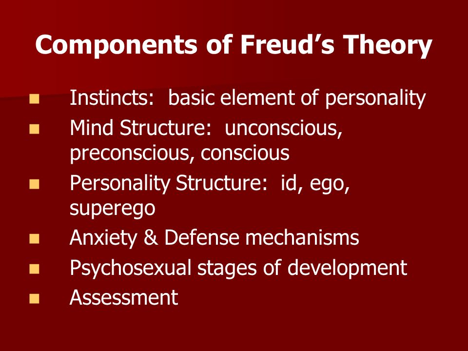 Sigmound Freud