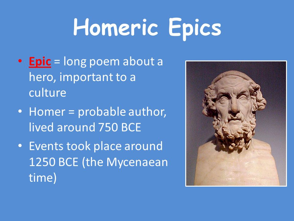 an analysis of the legend of troy in the iliad an epic poem by homer Hector: hector, in greek legend,  at troy and cousin of hector  in the sixth book of the iliad, homer relates that astyanax disrupted the last .