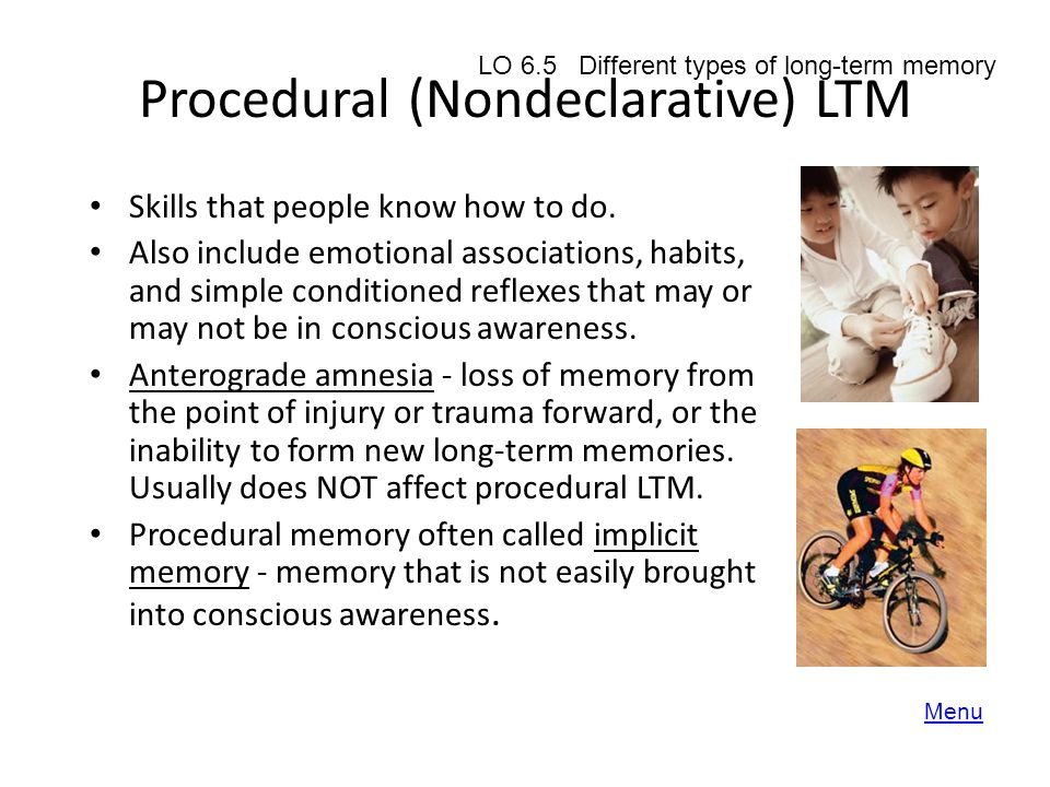 Memory Chapter ppt download