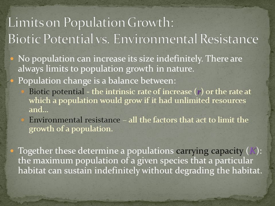 the issue of population growth and its limits The study found that the economy and human population could not continue to  grow  post carbon institute's limits to growth work includes: supporting our  post carbon fellows, each of whom is expert is a specific issue or solution to the  e4  humanity has reached a fundamental turning point in its economic history.