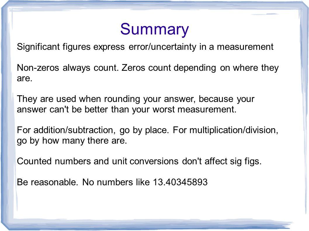 worksheet. Significant Figures Multiplication. Gabrieltoz ...