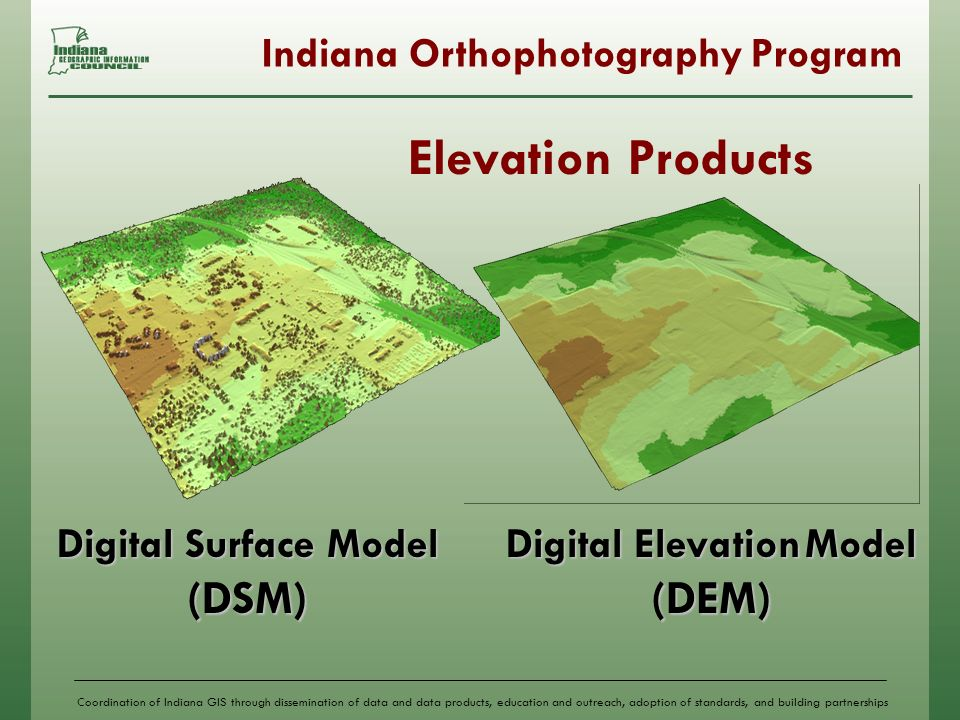 Indiana Orthophotography Program Update Ppt Download
