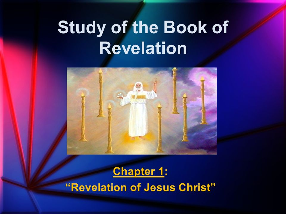 study of the book of revelation pdf