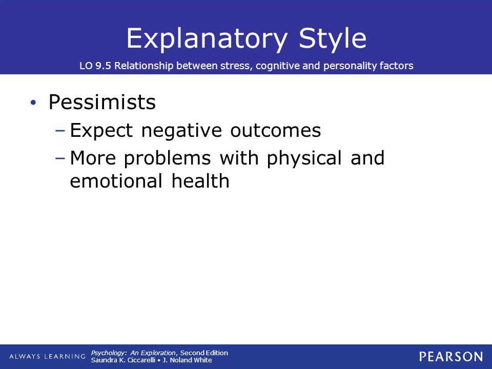 discuss the relationship between stress and health