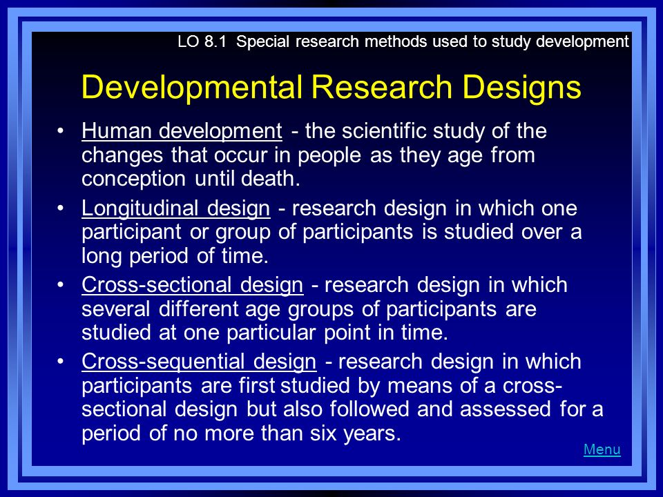developmental and research designs Theory and research on creativity and cognitive styles are surveyed with particular emphasis upon their implications for life-span developmental psychology within the creativity domain, particular emphasis is given to the developmental aspects of the creativity-intelligence distinction.