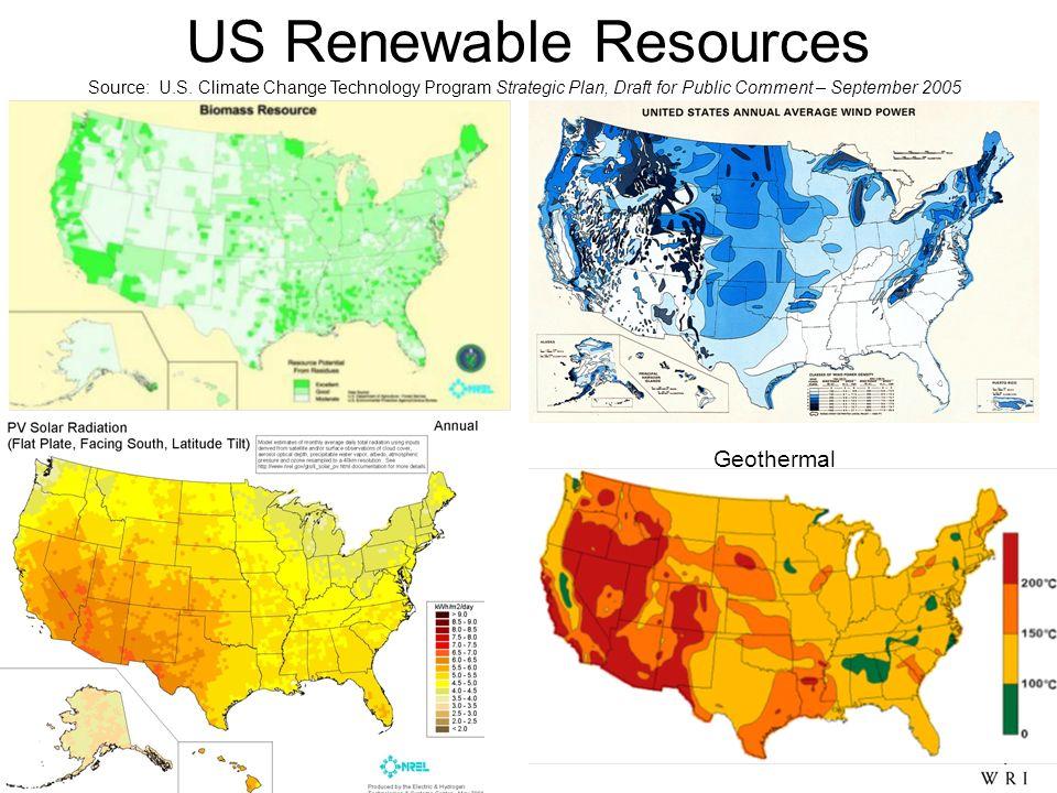 US Renewable Resources