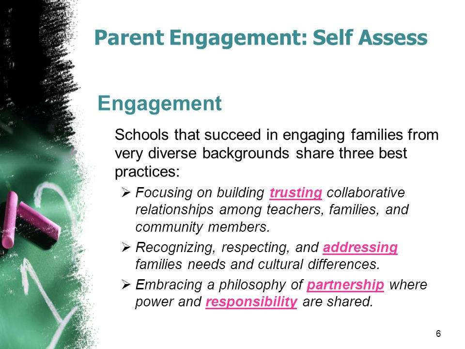 correlation of parental involvement and self esteem The theory of planned behavior provided a specific theoreti-  parental involvement and the theory  self-esteem and feelings that involvement.