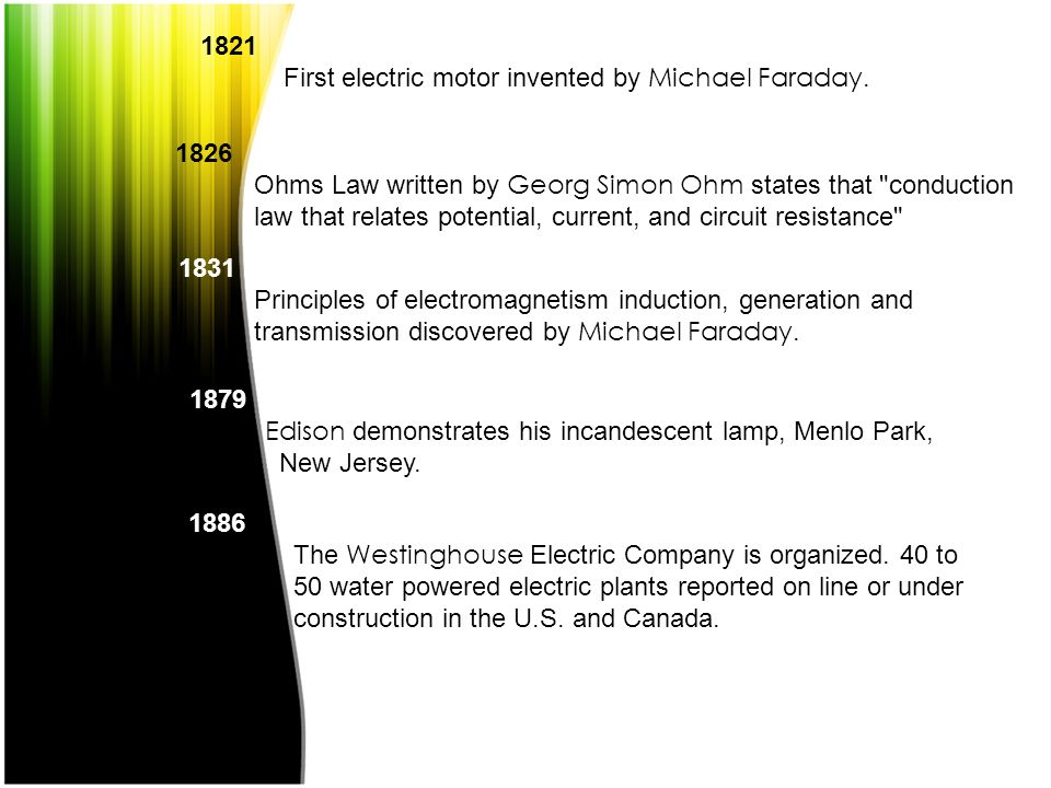 first electric motor invented by michael faraday. LINDSAY BRENNAN KRISTINA TRASE Ppt Download. Model Of Faradayu0027s Disk Electric Motor Michael Faraday T First Invented By