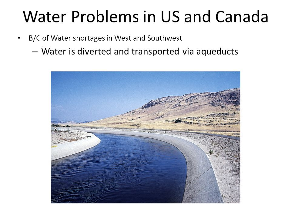 water resource problems Water current issues rising sea levels=slower gulf stream a new study finds that rising sea levels created by global warming will cause a slower flow of the gulf.