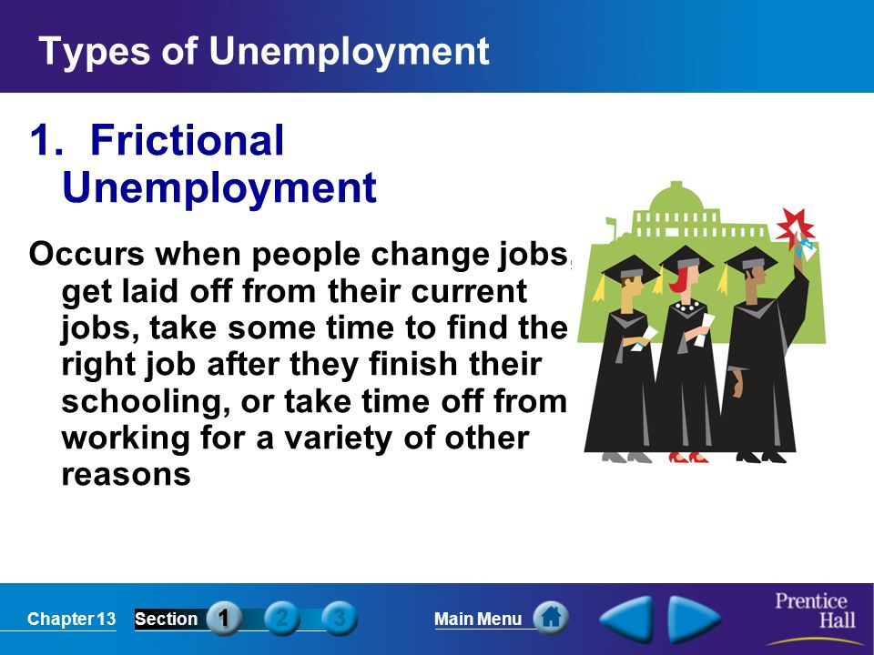 different types of unemployment Get advice on benefits, including what you're entitled to and how to claim.