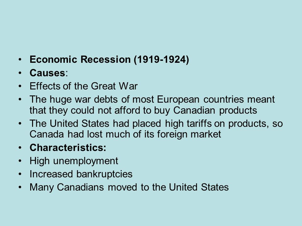 causes of economic downturn His essay was called: the causes of the economic crisis and the essays kept coming, in 1933 and 1946, each explaining that the business cycle results from central-bank generated loose money and cheap credit, and that the cycle can only be made worse by intervention.