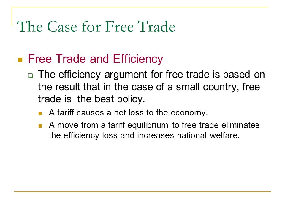 case study minimum efficient scale tariffs Study notes explaining natural monopoly levels: a it is an industry where the minimum efficient scale is a large share of market demand such there is room for.