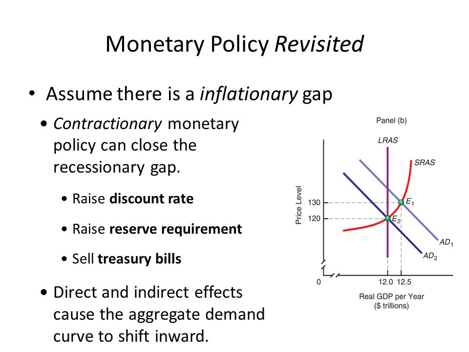 how the monetary policy committee use interest rates to meet inflation target