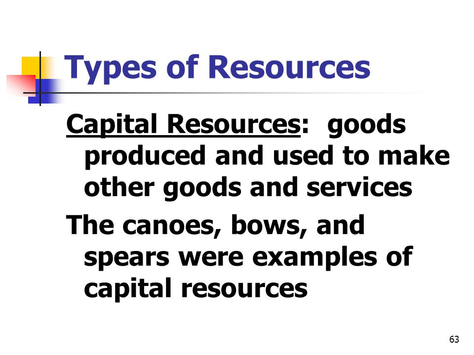 Nature Of Goods And Services Produced