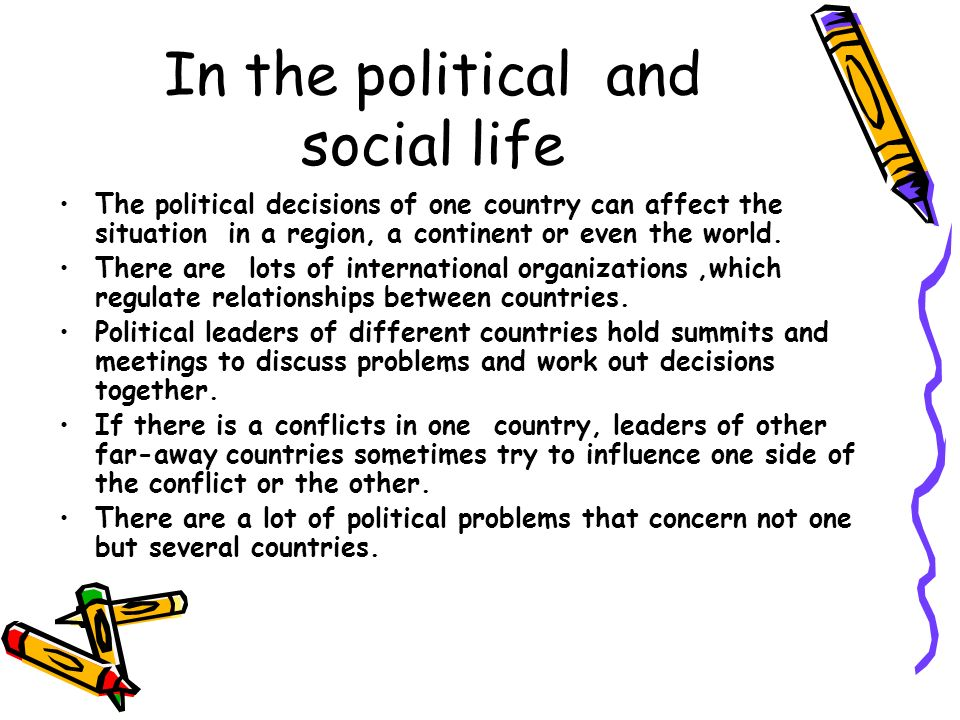 3 discuss the political events and sociological Sociology can be defined as the study of societies and their development in terms of their political to the emergence of sociology in to discuss these.