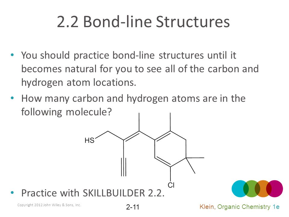 2.1 Representing Molecules - ppt video online download