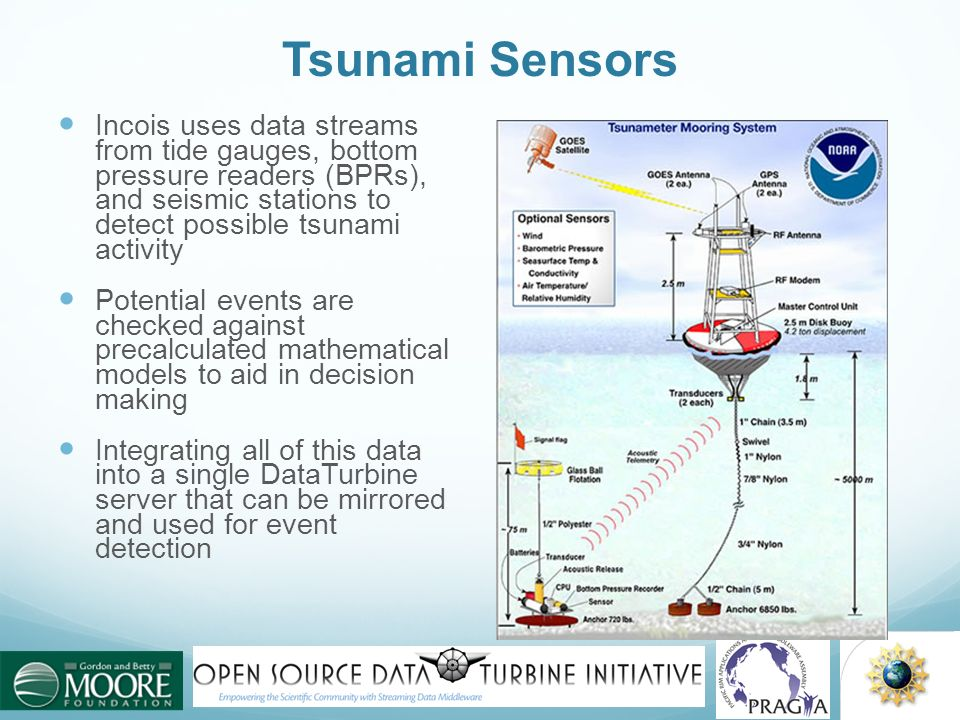 Tsunami Sensors