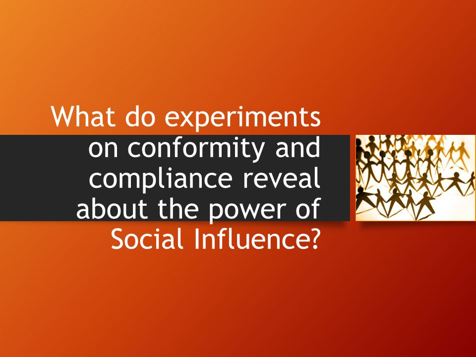 social influence comformity obedience and compliance Many forms of social conformity exist but a correct definition would realise it as a phenomenon that occurs when an individual's values, beliefs, behaviors, and attitude are influenced by either one person (minority influence), or by a group of people (majority influence) who establish norms.