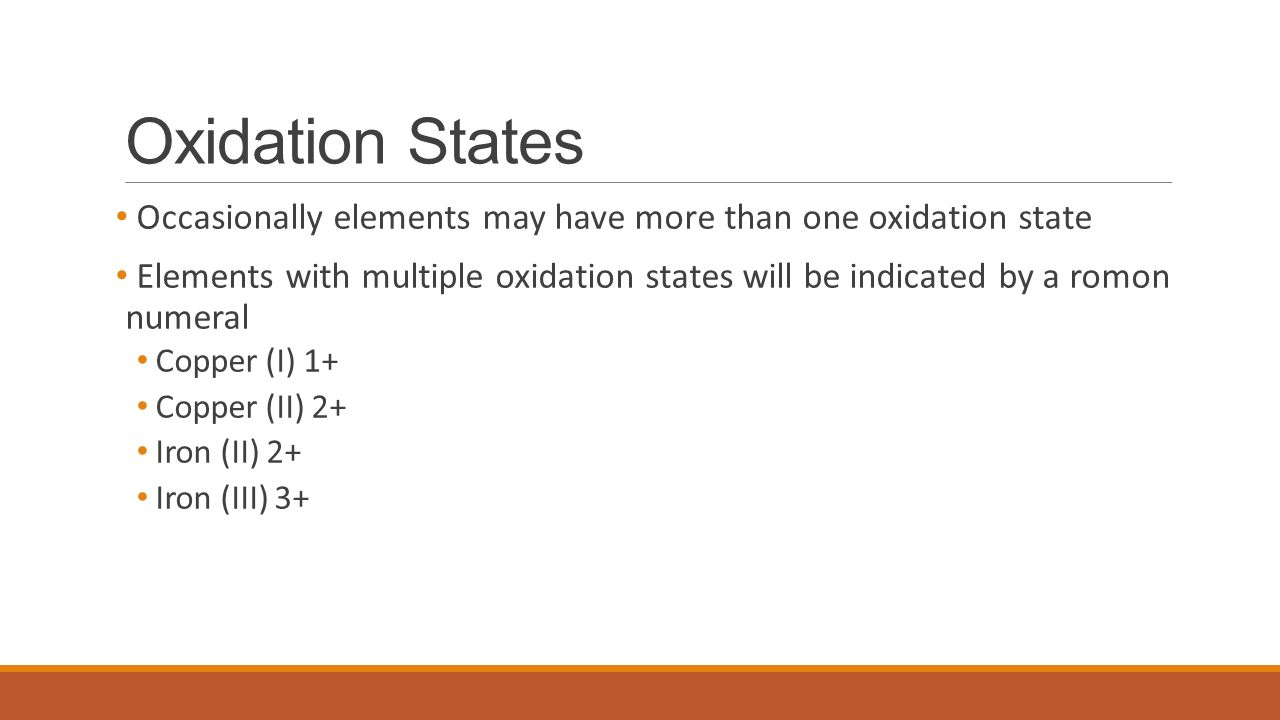 Oxidation numbers periodic table choice image periodic table images atoms and the periodic table ppt video online download 69 oxidation states occasionally gamestrikefo choice image gamestrikefo Images