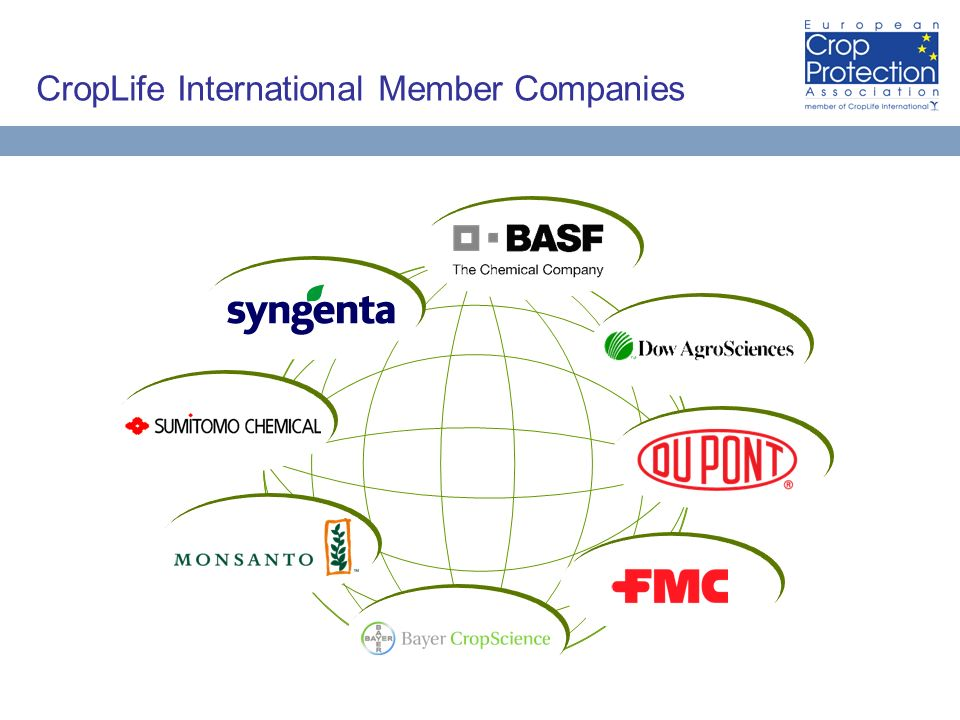 CropLife International Member Companies