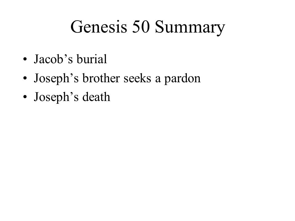 summary of the book of genesis A summary of the contents of each bible book contains summaries for the old   genesis describes the creation gives the history of the old world, and of the.