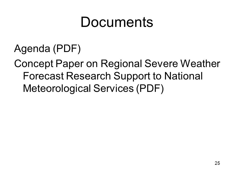 Documents Agenda (PDF)