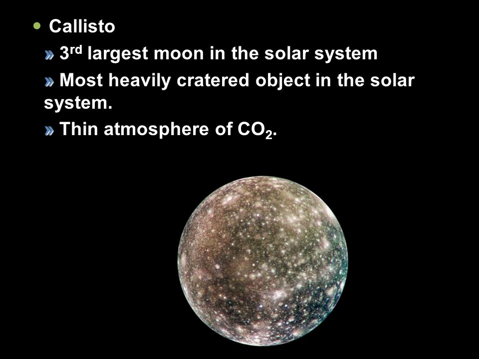 the major moons in solar system - photo #24