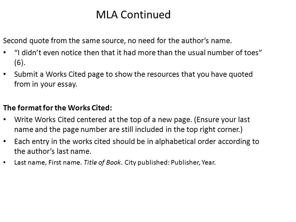mla descriptive essay A descriptive essay is an essay that you may be asked to write about a place, for example about a beach or a forest, about a person, a situation or adventure you may be asked to describe anything the main objective of descriptive essays is to test the ability of the writer to express themselves and explain their experiences.