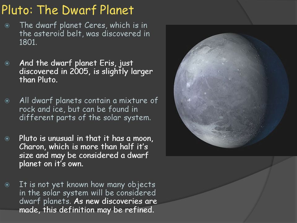 Earth science 23 3 the outer planets ppt video online for Define pluto