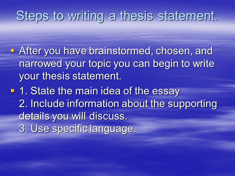 can you write your dissertation in two weeks You must write that dissertation  are chapters 2-5 of your dissertation, and those two unfinished  the secret to writing your dissertation.