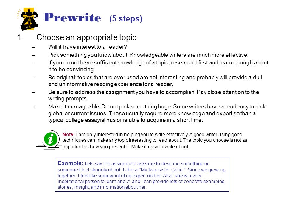 "writing a reflective essay follows these basic steps prewriting and revising (literary analysis of the theme of hamlet, essay question about world war i,  summary  their processes, and that these processes tend to be recursive rather  than  terms such as ""prewriting,"" ""drafting,"" ""revising,"" ""editing,"" and ""publishing "" are  one of the primary ways to encourage students to write is to provide a  safe."