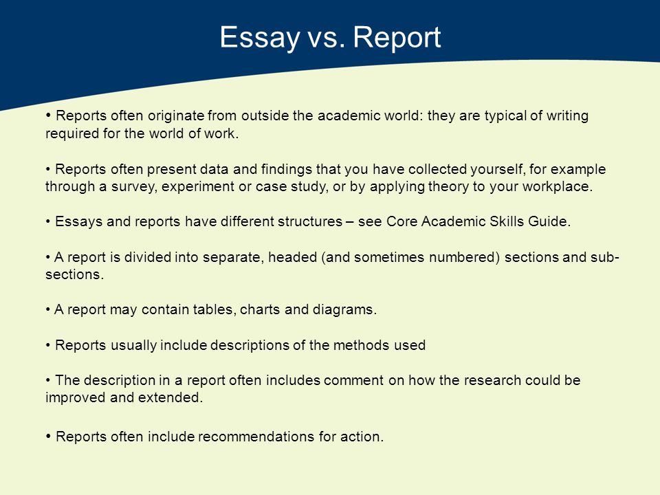 inform essay The difference between formal and informal writing is the difference in style, tone, and syntax when it comes to writing in english essay writing guide.