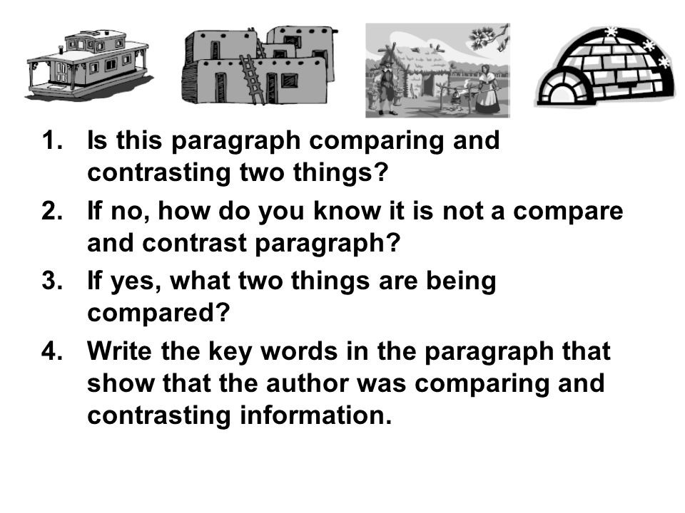 "compare contrast essay two authors Free essay: compare and contrast ""young goodman themes and author's compare and contrast essay compare/contrast maya angelou's ""champion."
