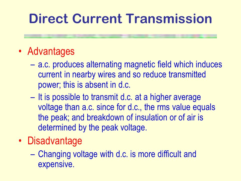 Induction generator advantages and disadvantages 28 for Advantages of ac motor