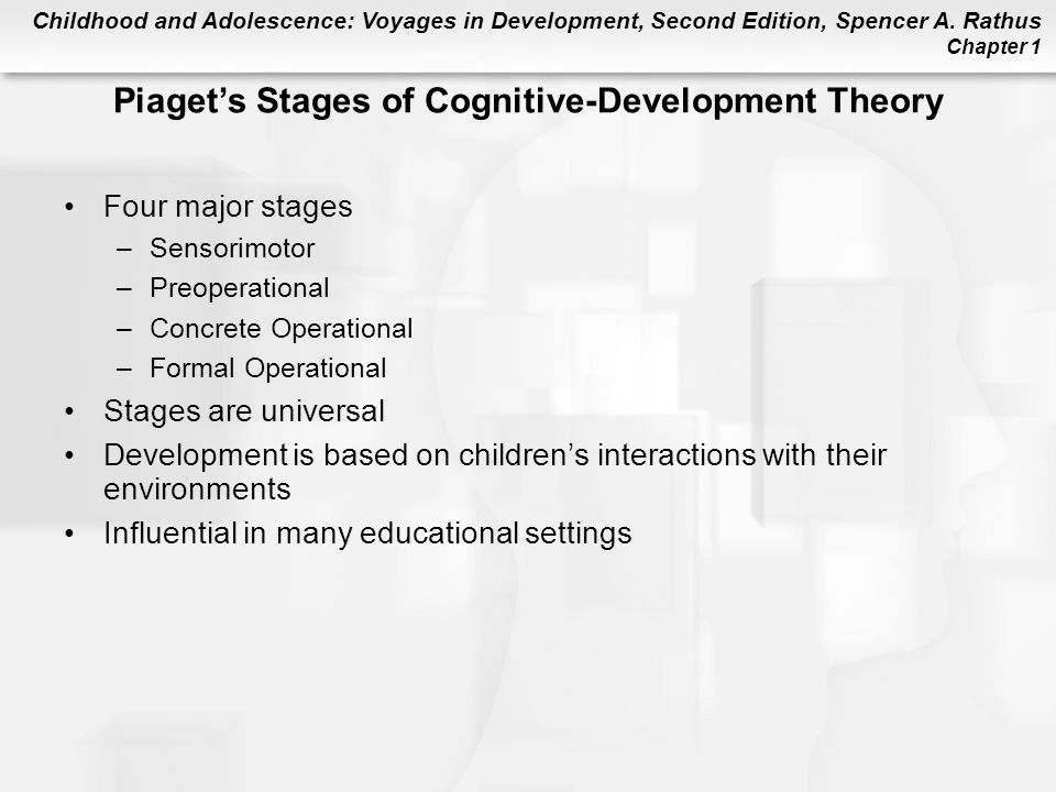 critically evaluate piaget s theory of cognitive Describe and evaluate piaget's theory of cognitive development 37996 views piaget believed that children are not able to undertake certain tasks until they are psychologically mature enough to do so.