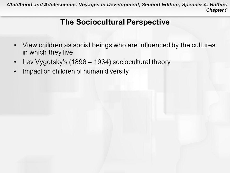Vygotsky S Sociocultural Theory View On Human Nature