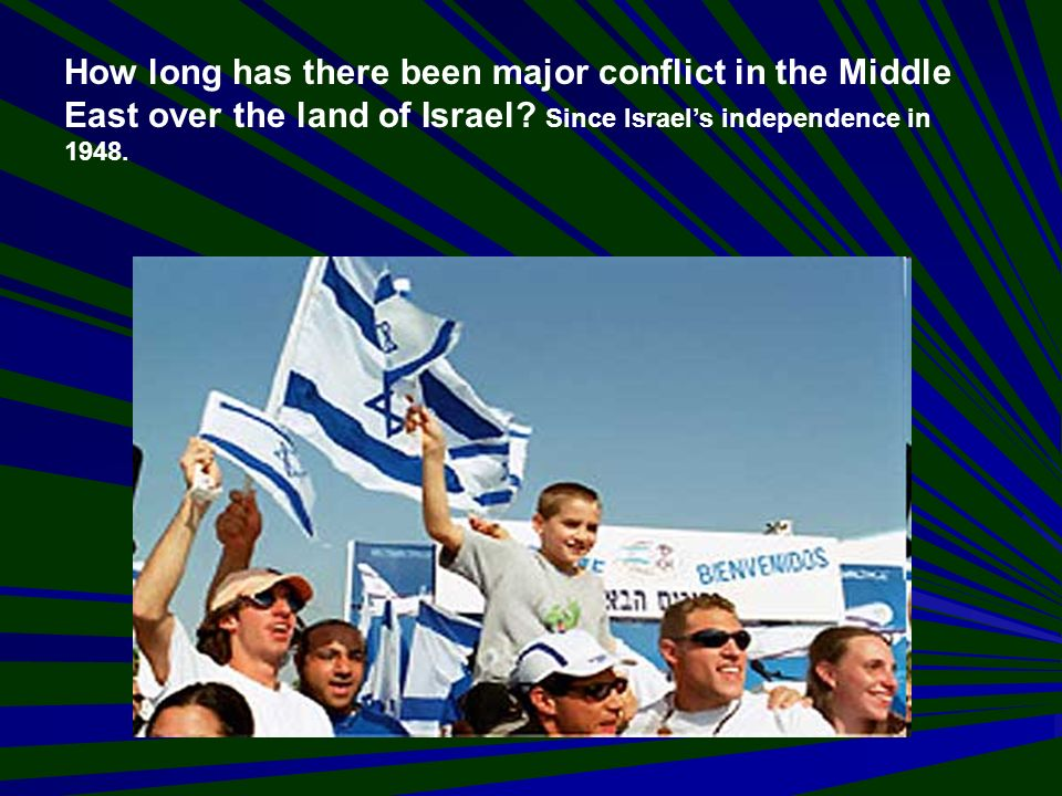 the middle east land of conflict essay Middle east conflict the palestinian and israeli conflict in the middle east has that way they can continue to rule the land fighting in the middle east essay.