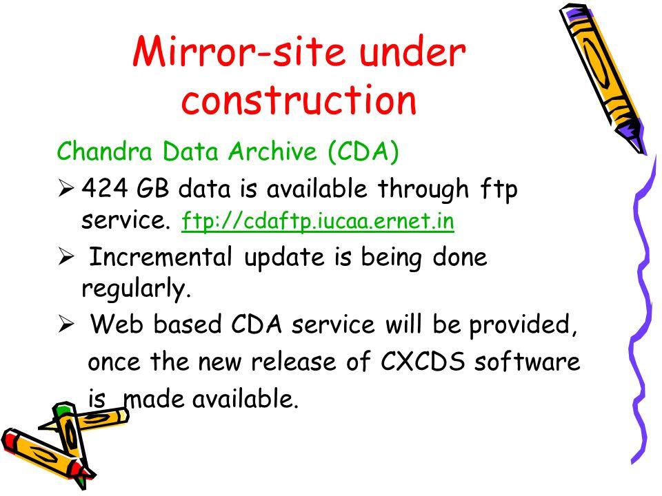 Mirror-site under construction