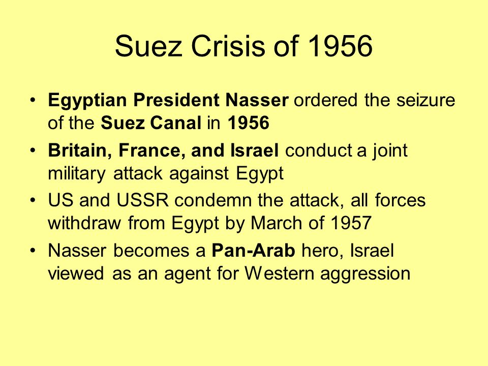 britains war with egypt in 1956 essay We had never had it so good - a post-war britain was in full bloom then, 50 years ago this week, it all changed the hungarian uprising and the suez crisis sparked the rise of the soviets.
