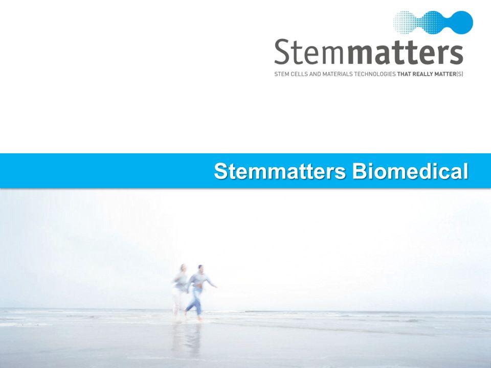 Stemmatters Biomedical