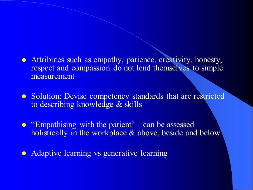 Adaptive learning vs generative learning