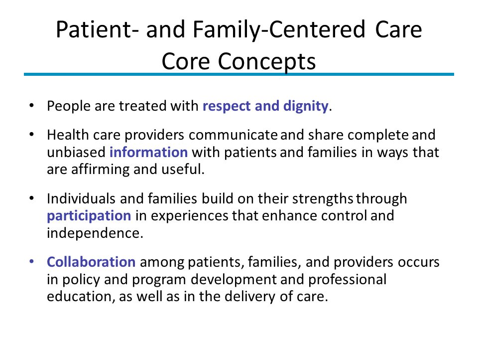the patient centered care concept Keywords: patient-centered care, heart failure, discharge teaching, hospital readmission, adherence, cost reduction, improved health outcomes, patient satisfaction, co-production heart failure (hf), a chronic disorder in which the heart loses its ability to pump blood efficiently, is a serious threat to the health of almost six million americans.