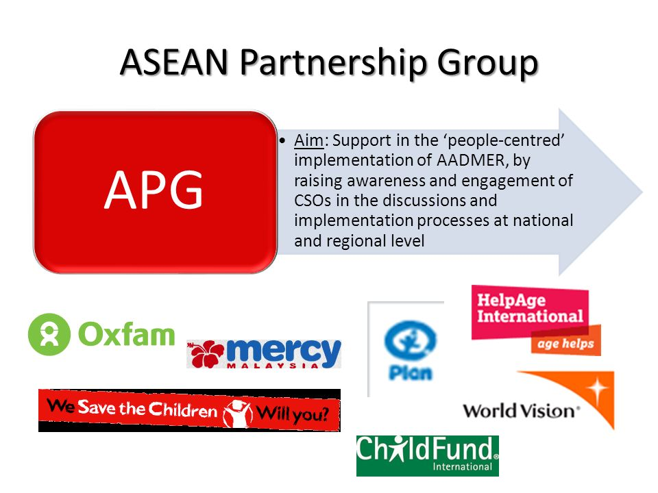 ASEAN Partnership Group