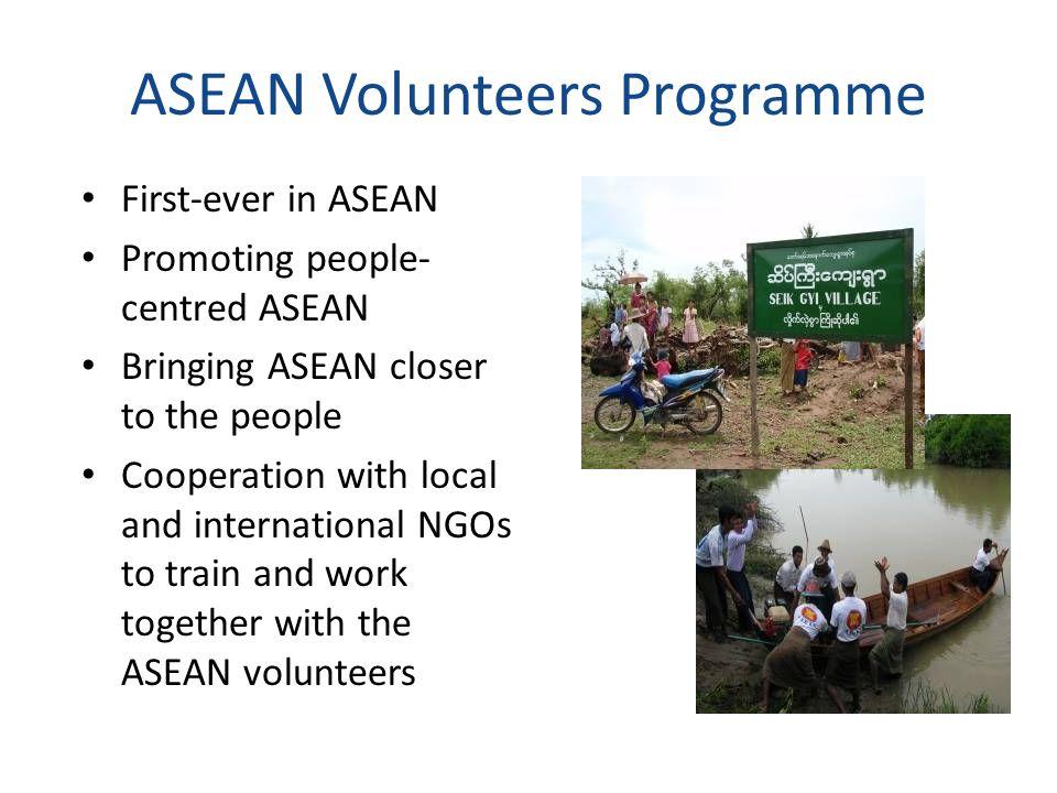 ASEAN Volunteers Programme